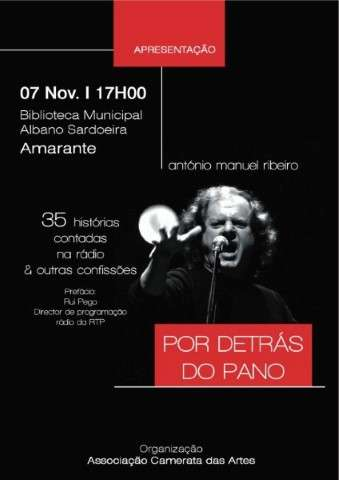 Cartaz - Por Detrás do Pano