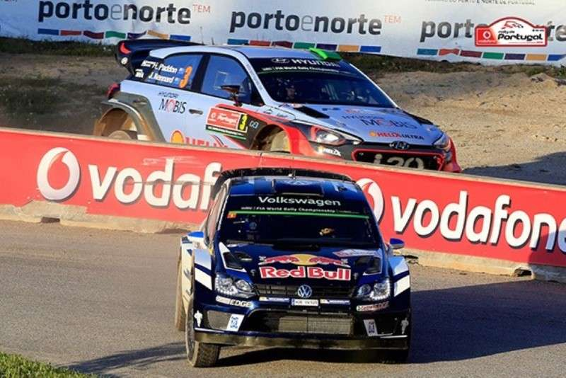 Rally de Portugal - 1ª dia