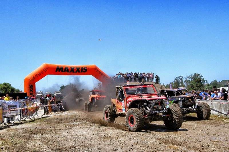 Capital Europeia do Desporto recebe Trial 4x4