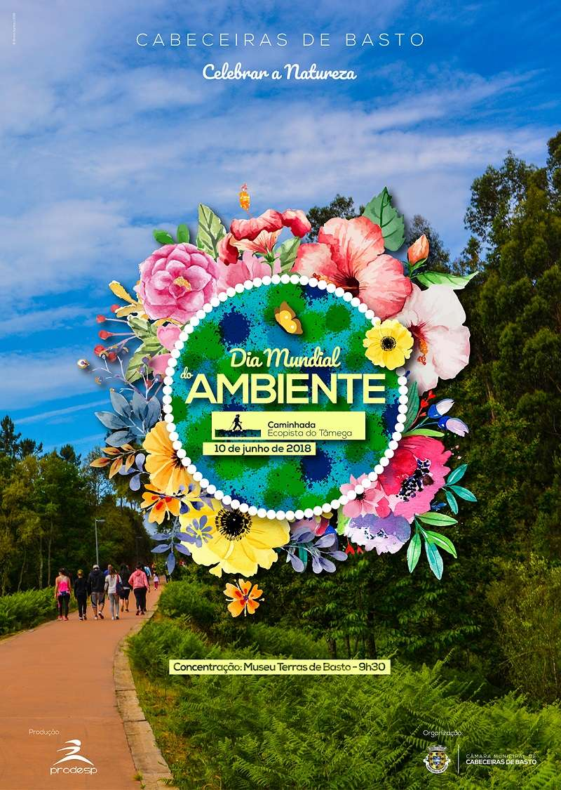 Dia Mundial do Ambiente - cartaz 2018