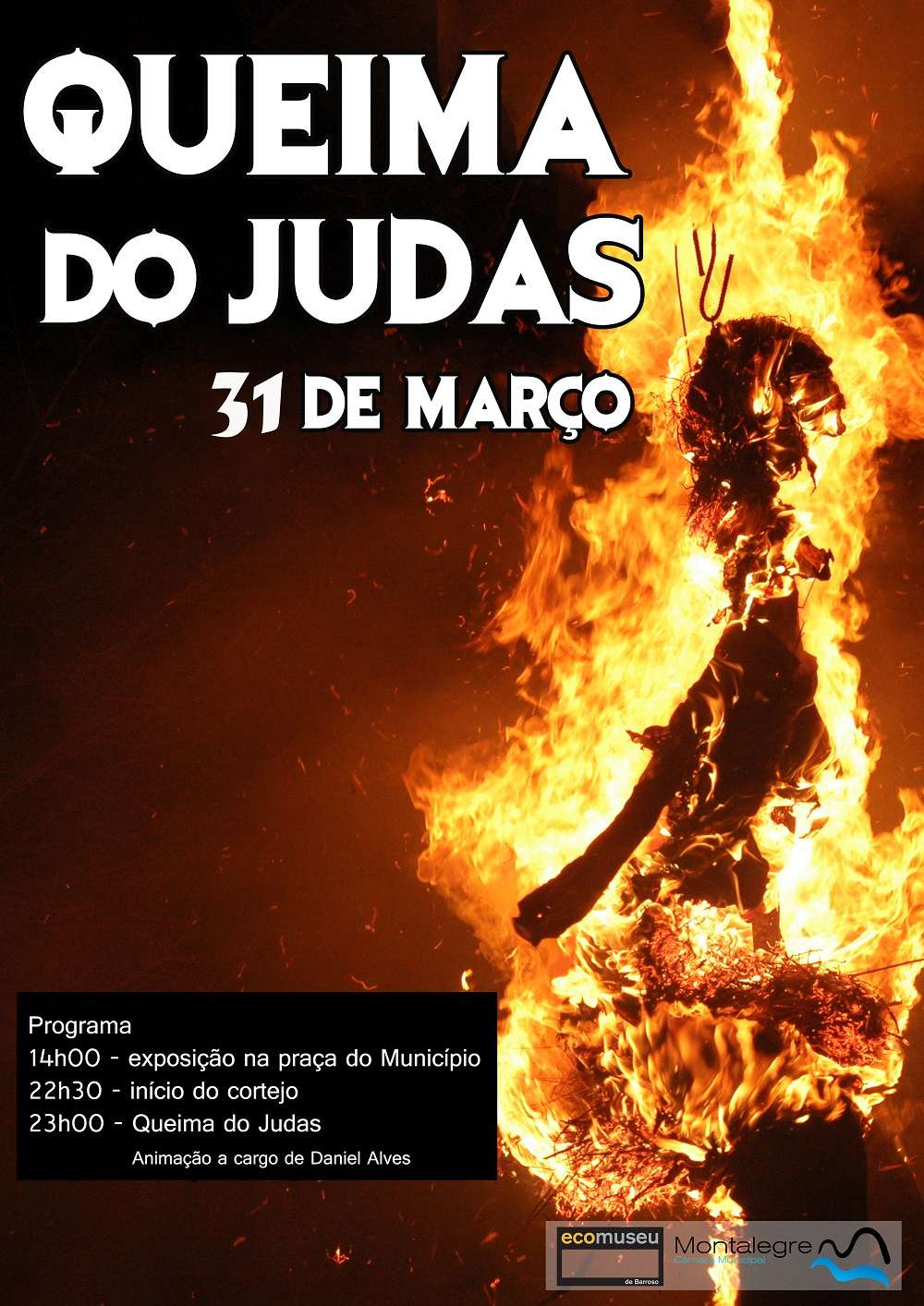 MONTALEGRE - Queima do Judas 2018