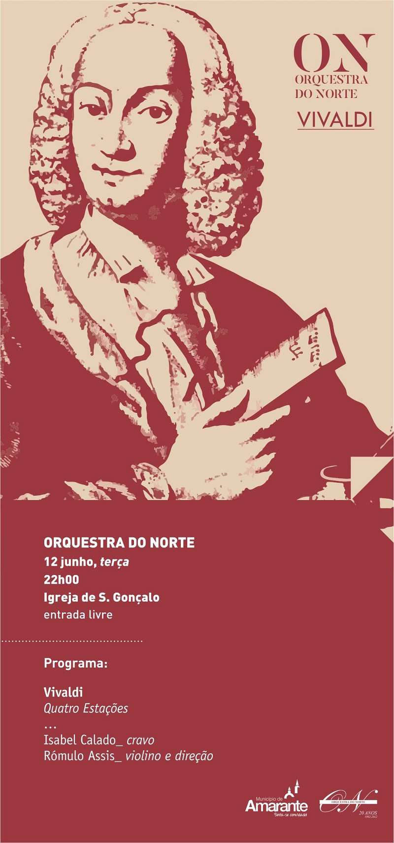 Orquestra do Norte em concerto